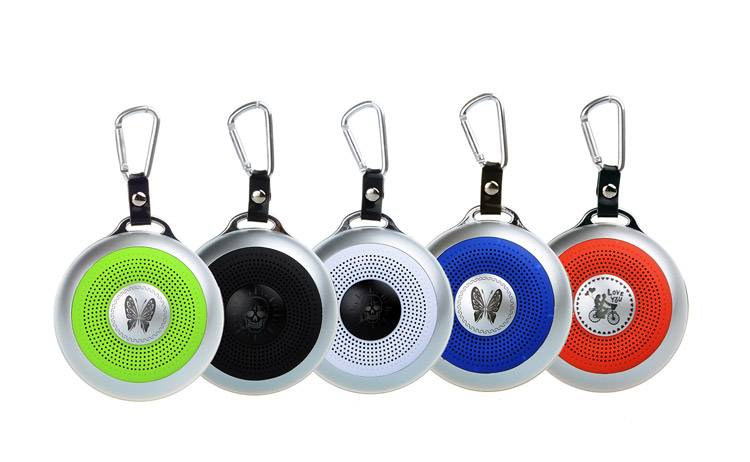 Outdoor CH-220 LED Wireless Portable Bluetooth speaker Mini TF/SD Card With MIC handsfree outdoor Sp