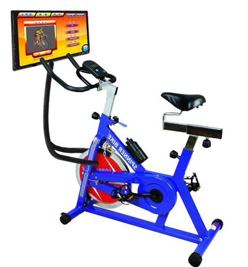 ILODO digital exercise bicycle/ cycling simulator
