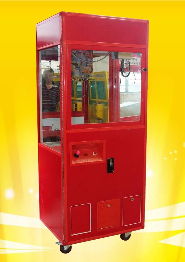 sell Plush crane catch game machine