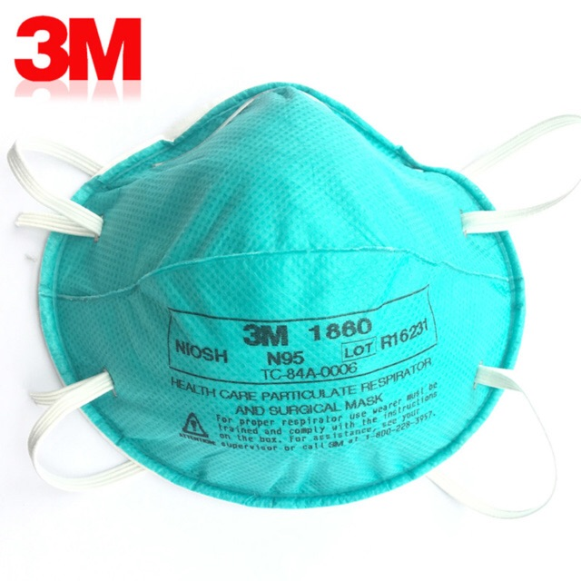 CE Certified Disposable 3M N95 Face Mask Surgical Face Mask