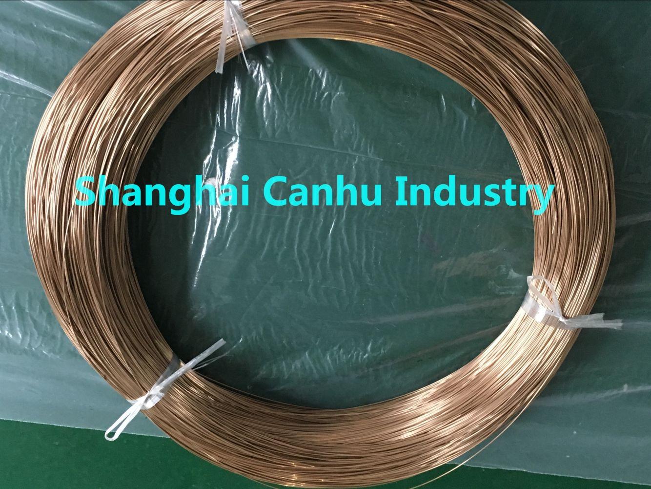C17200 beryllium copper alloy wire