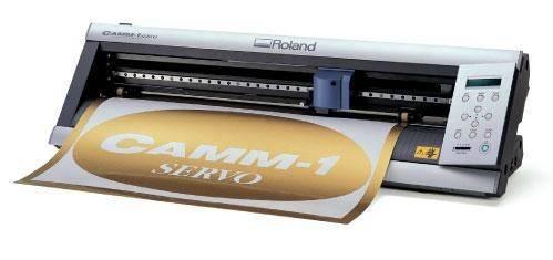 Roland CAMM-1 SERVO GX-24 Digital Desktop Cutter