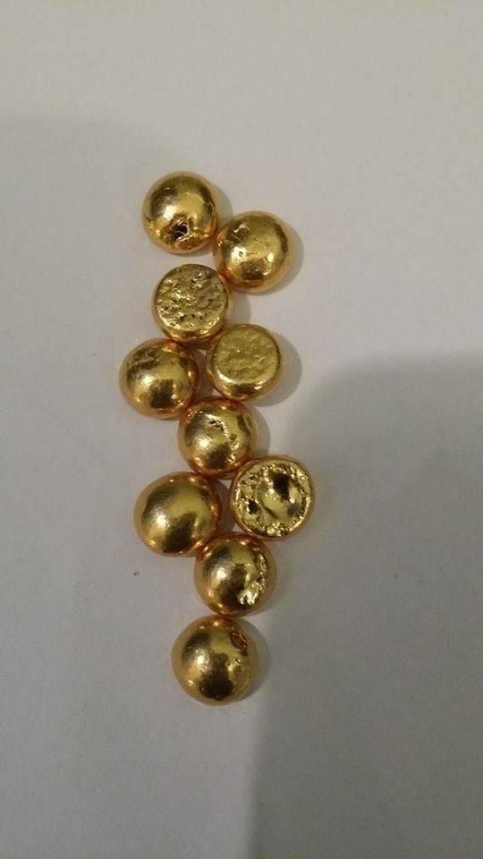 Gold Pellets for Sale
