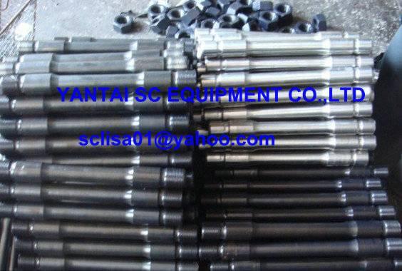 side bolt, through bolts for hydraulic breaker hammer