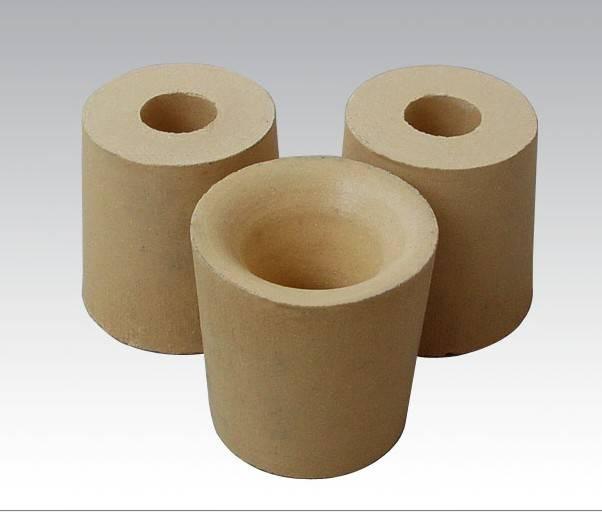 Zirconium refractory zirconia nozzle Brick ball powder coating fireproof material zirconium dioxide