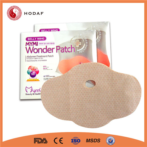 Belly Wonder Patch Herbal Slimming Patch (OEM Manufacture)