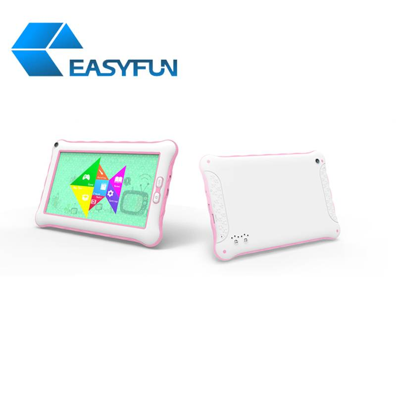 Different colors 7 inch Kids Tablet PC/MID RK2926+ Android 4.2 5-point touch Dual camera