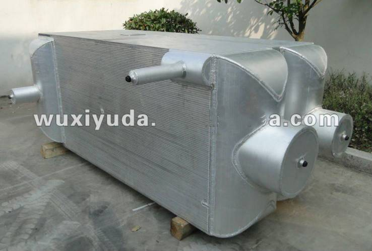 Air cooler for Air separation plant, air separation cooler