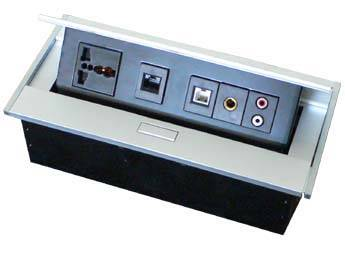 heding desktop socket, table socket, electrical table socket
