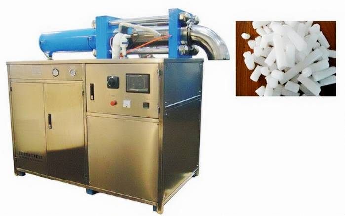 Dry Ice Pellet Making Machine (SIBK-300-1)