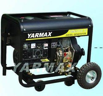 YM6500E-B Air-cooled Diesel Generator
