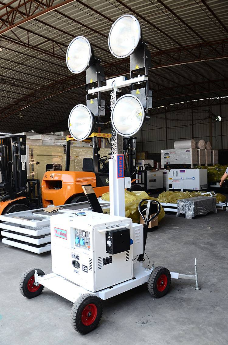 5kva Mobile Light Tower Generator(M500)