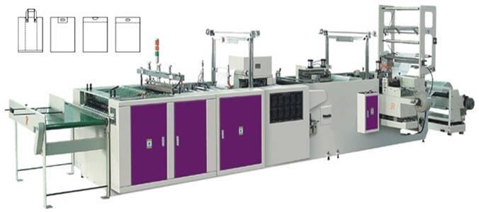 HTZD-Series Full Automatic Multifunction Bag Making Machine