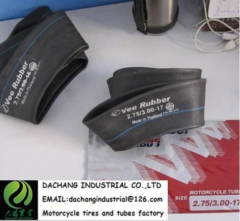 Vee rubber 300-17 motorcycle inner tube butyl rubber