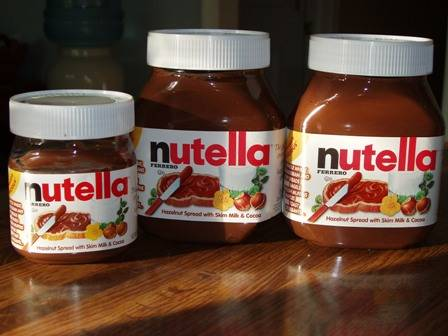 Nutella Chocolate 230g, 350g and 600g - Syntrax global co ltd