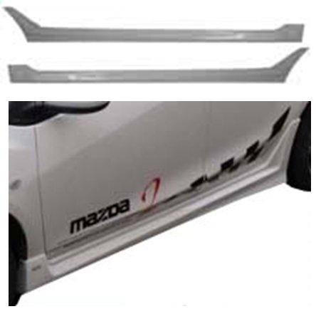 Mazda 2 Body Kit Side SkirtS PU (H)