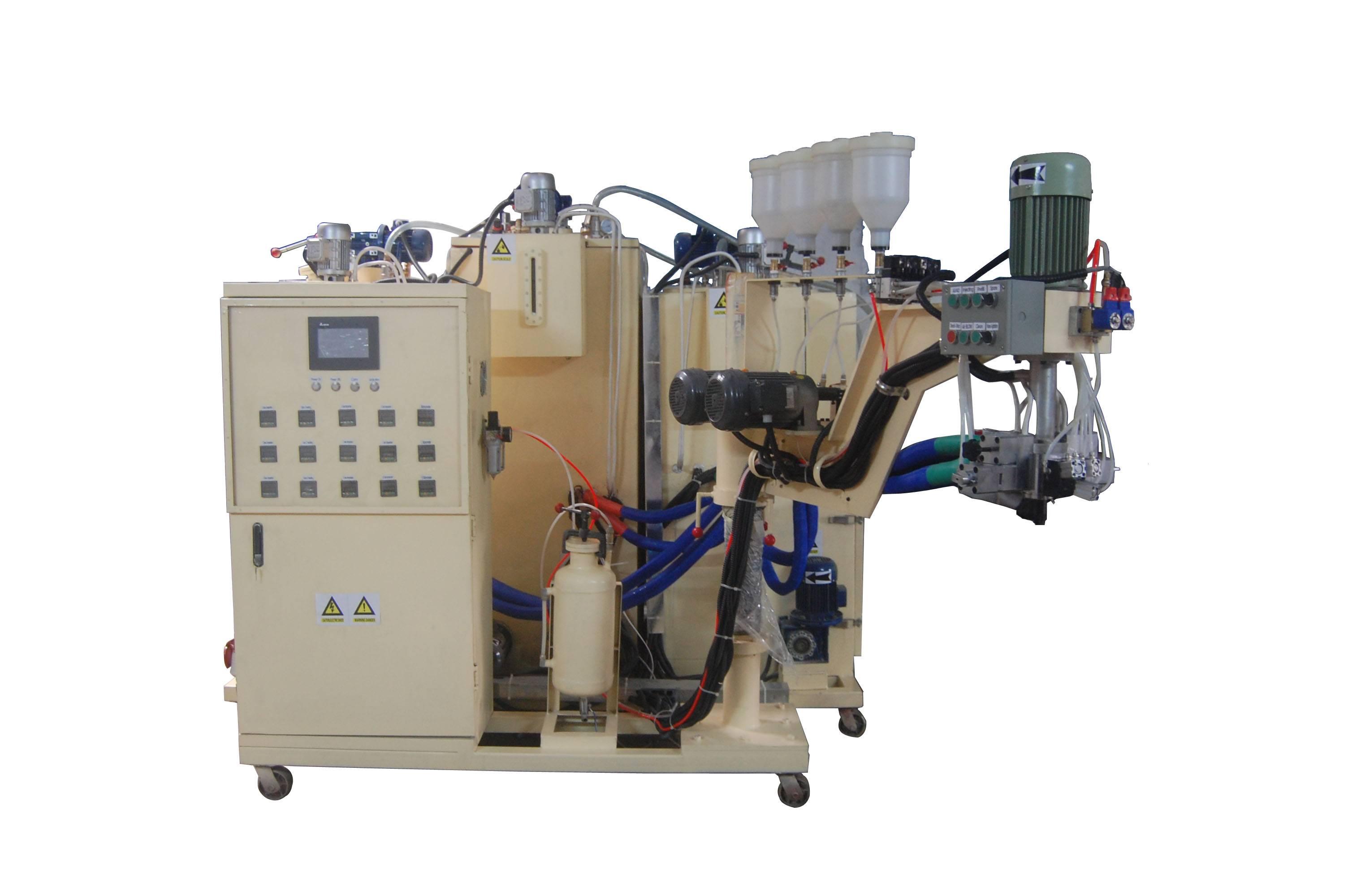 multi fuctional polyurethane foam making machine