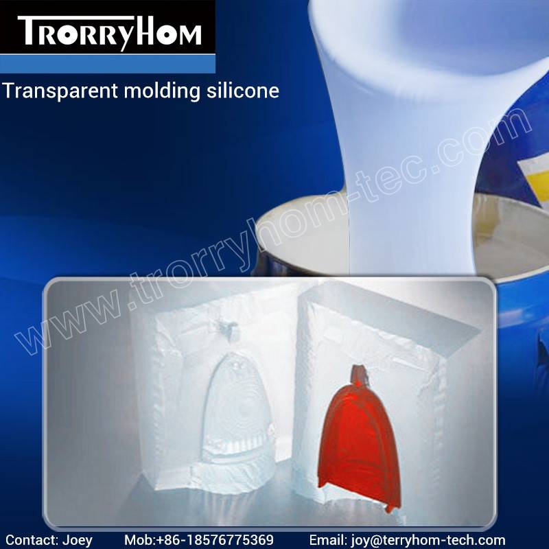 Transparent Platinum Cure Silicone