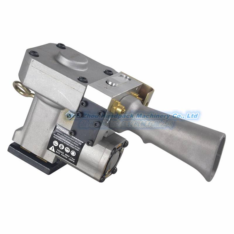 Hand-held Pneumatic splicing strapping tool RJ193