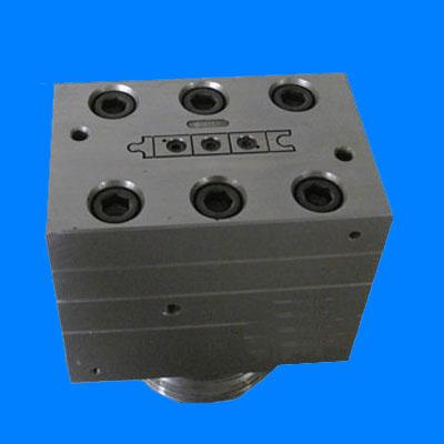 pvc folding door mould/pvc accordion door mould/pvc bifold door mould