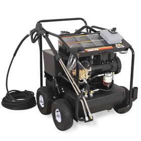 Mi-T-M Professional 2000 PSI (Electric-Hot Water) 2 GPM Pressure Washer