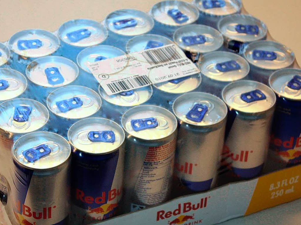 Red Bull Energy Drink 250ml Red Blue Silver Can Drink