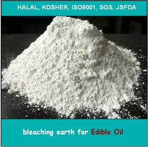 bleaching earth for edible oil