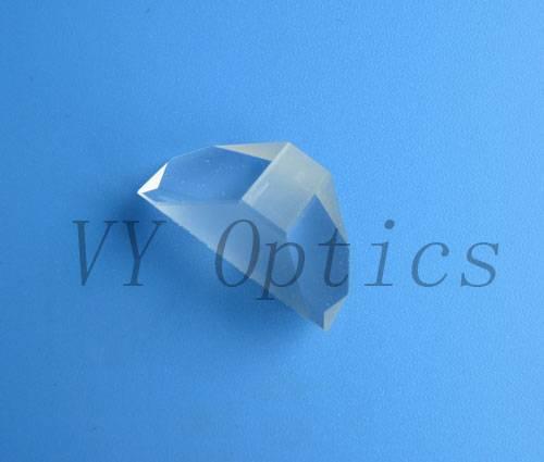 optical BK7 UV grade Amici prism lens