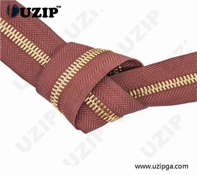 long chain zipper
