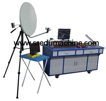 Didactic Equipment Satellite Trainer Teaching Equipment