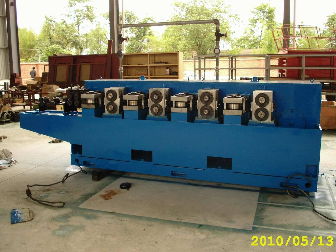 SELL copper rod rolling mill