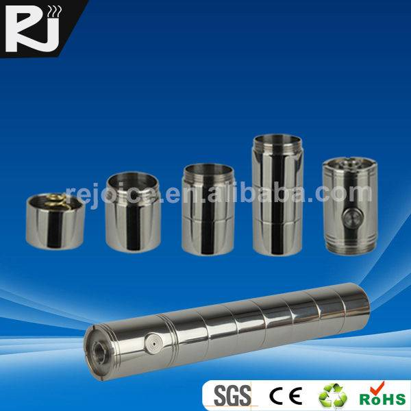 M10B mechanical MOD for ecig ecigarette 510 connector 18350,18450,18650 battery