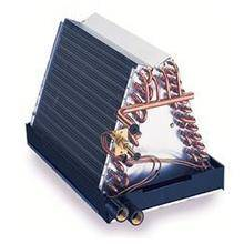 evaporator coil with aluminium fin