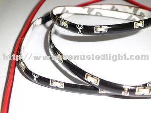 flexible LED strip light 335 60CM 30SMD 335 Side-emitting yellow/black FPC waterproof