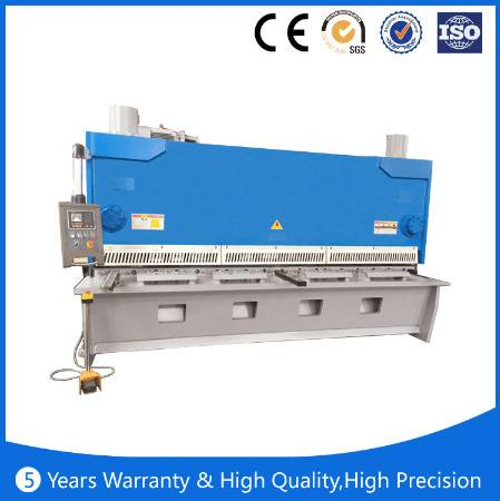 Brake type shearing machine, European standard,quality is our faith