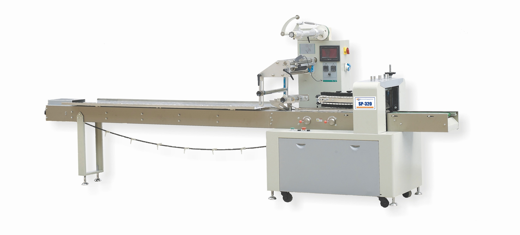 SP320 flow pack machine