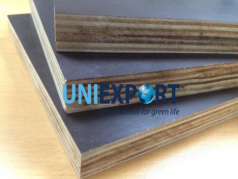 Moisture Resistant Construction Plywood