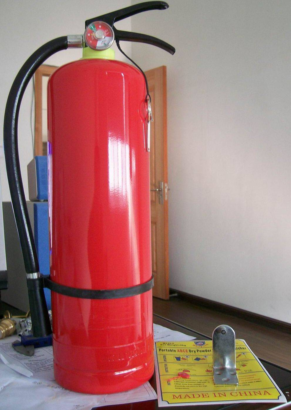 portable powder fire extinguisher,extinguisher4.5kg 10lbs