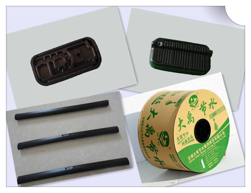sell drip irrigation tape/lateral with PC emitters