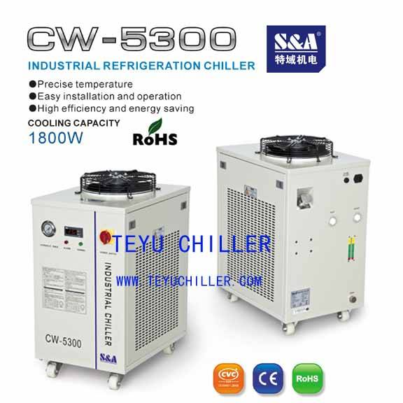 CW5300 Lab industrial water chiller CE\ROHS