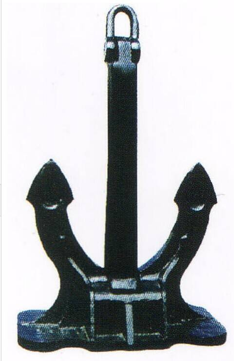 Speke anchor, marine anchor
