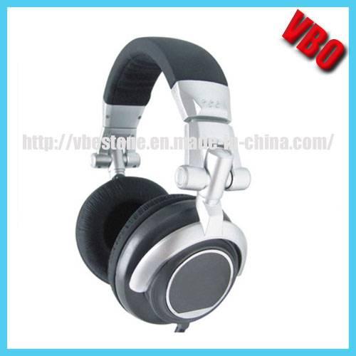 High-End Deluxed Hi-Fi Headphone with Super Bass Stereo Headphone