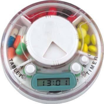Pill Timer Box (GHX-405)