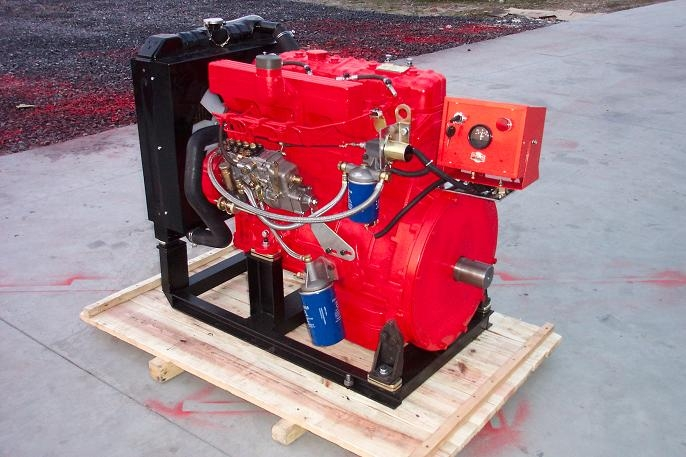 Sell Fire Pump Set