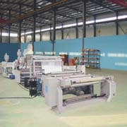 FD-LYM2000-3  three Layers film casting machine
