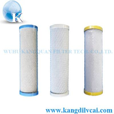 10 Carbon Block Water Filter Cartridge