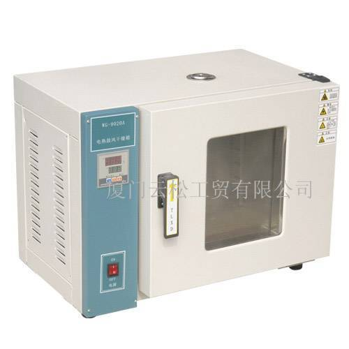 WG series electric heated hot air blasting drying oven