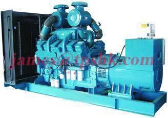 industrial diesel generator, Tide gen sets TCN450X powered by genuine engine