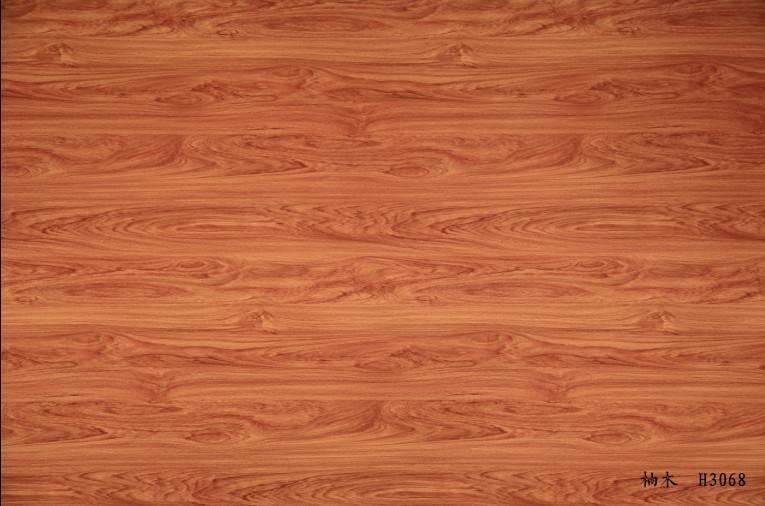 wood grain decorative floor paper