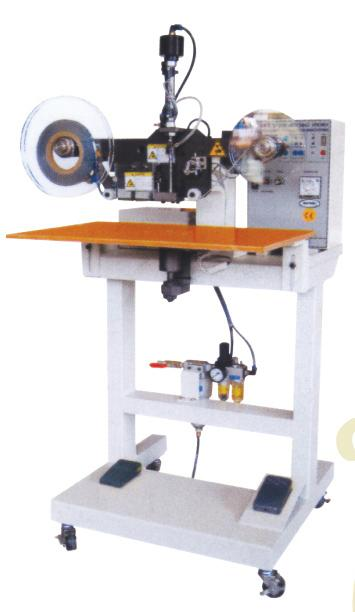 AM1900 Automatic Sequin Attaching Machine by Electric Heating System